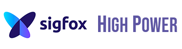 Sigfox high power logo