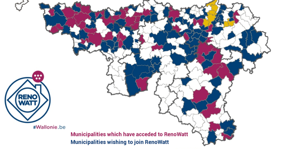 Municipalities - RenoWatt