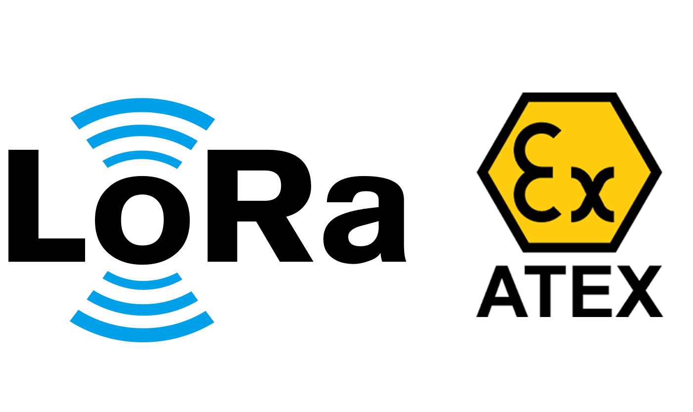 logo LoRa and Atex