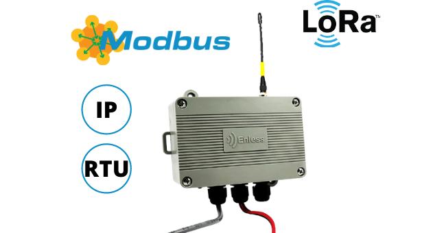 update modbus lora receiver